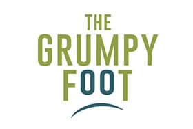 the grumpy foot
